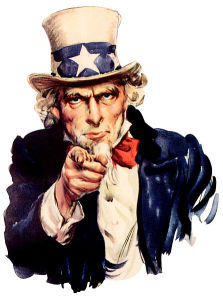 Uncle Sam public domain
